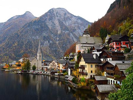 Schülerreisen Österreich