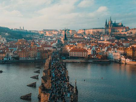 Schülerreisen Tschechien