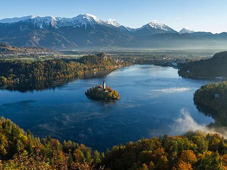 Schülerreisen Slowenien