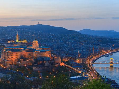 Schülerreisen Ungarn