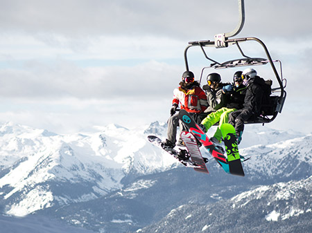 Schülerreisen Skireisen